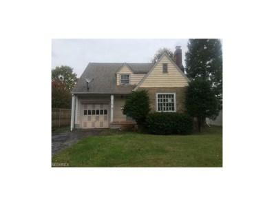 344 Genesee Ave NORTHEAST, Warren, OH 44483 - MLS#: 3952897