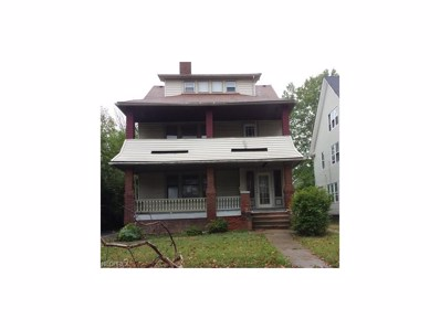1652 Glenmont Rd, Cleveland Heights, OH 44118 - MLS#: 3953559