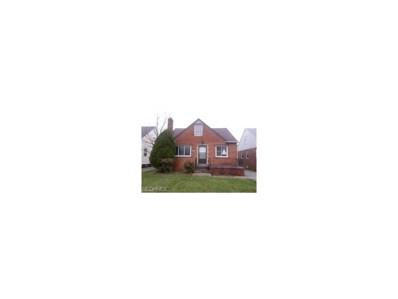 21751 Nicholas Ave, Euclid, OH 44123 - MLS#: 3954213