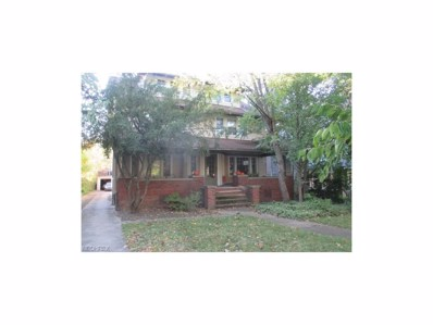 2328 S Overlook Rd, Cleveland Heights, OH 44106 - MLS#: 3954273