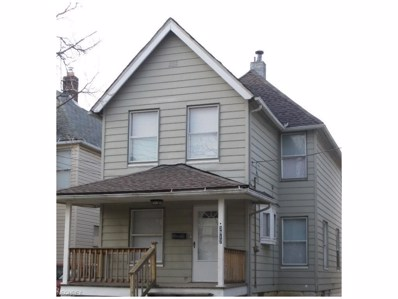 3917 Mapledale Ave, Cleveland, OH 44109 - MLS#: 3955268