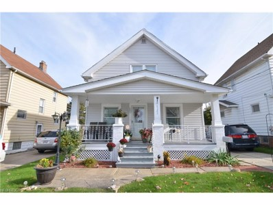 4263 W 21st St, Cleveland, OH 44109 - MLS#: 3955931