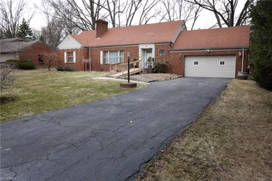 816 Mansell Dr, Youngstown, OH 44505 - MLS#: 3956092