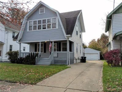 164 E Mapledale Ave, Akron, OH 44301 - MLS#: 3956190