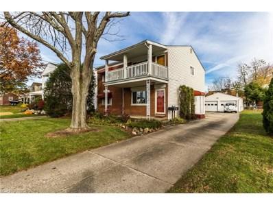 687 Woodstock Rd, Akron, OH 44312 - MLS#: 3956271