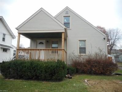 1538 Larchmont Ave NORTHEAST, Warren, OH 44483 - MLS#: 3956660
