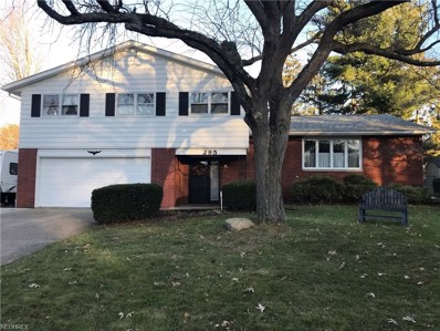 285 Tanglewood Trl, Wadsworth, OH 44281 - MLS#: 3956824