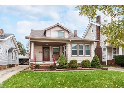 16702 Dartmouth Ave, Cleveland, OH 44111 - MLS#: 3957194