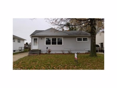 6100 Morrow Dr, Brook Park, OH 44142 - MLS#: 3957550