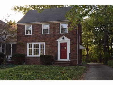 2462 Kingston Rd, Cleveland Heights, OH 44118 - MLS#: 3957567