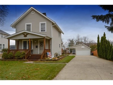 117 E Homestead St, Medina, OH 44256 - MLS#: 3957737