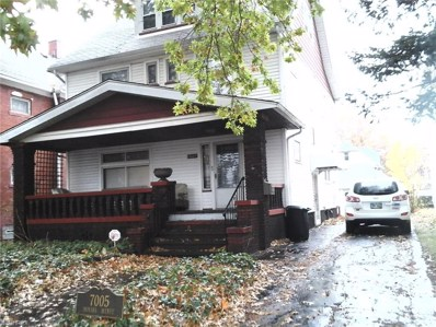 7005 Indiana Ave, Cleveland, OH 44105 - MLS#: 3957971