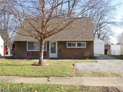 257 S Edgehill Ave, Austintown, OH 44515 - MLS#: 3958526