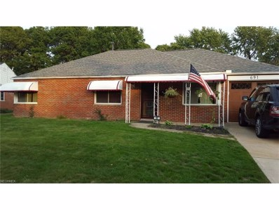 691 Walnut Dr, Euclid, OH 44132 - MLS#: 3959770