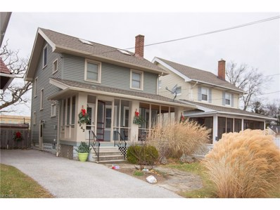 1242 Webb Rd, Lakewood, OH 44107 - MLS#: 3960191