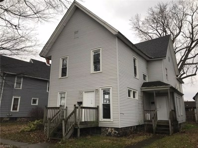 502 W 46th St, Ashtabula, OH 44004 - MLS#: 3960196