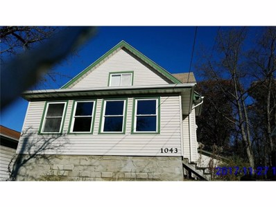 1043 Silvercrest Ave, Akron, OH 44314 - MLS#: 3960481