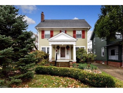 2968 Kensington Rd, Cleveland Heights, OH 44118 - MLS#: 3960679