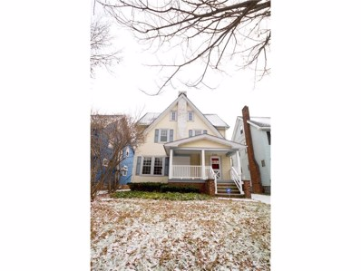 2043 Rossmoor Rd, Cleveland Heights, OH 44118 - MLS#: 3961006