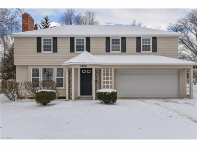 1453 Westover Rd, Cleveland Heights, OH 44118 - MLS#: 3961531