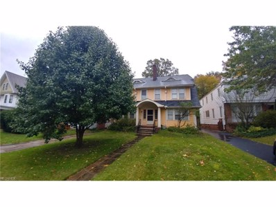 2285 S Overlook Rd, Cleveland Heights, OH 44106 - MLS#: 3961857