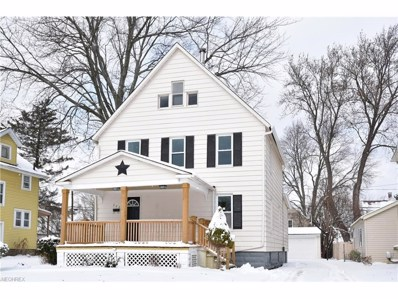 222 Cornell Ave, Elyria, OH 44035 - MLS#: 3962041