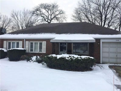 546 Birch Ave, Euclid, OH 44132 - MLS#: 3962355