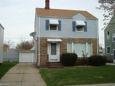 22601 Arms Ave, Euclid, OH 44123 - MLS#: 3962367
