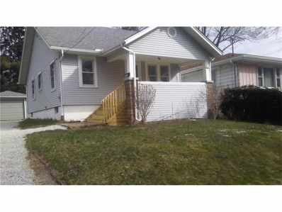 1017 Harrison Ave, Akron, OH 44314 - MLS#: 3962764