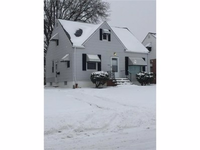 14411 Tabor Ave, Maple Heights, OH 44137 - MLS#: 3963318