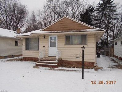12419 Crest Ave, Garfield Heights, OH 44125 - MLS#: 3963341