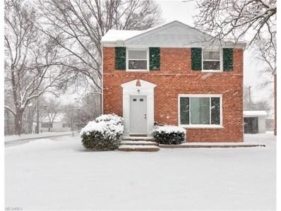 1567 Overbrook Rd, Lyndhurst, OH 44124 - MLS#: 3963571