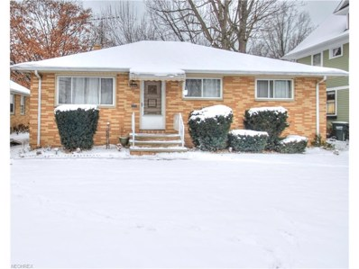 296 E 260th St, Euclid, OH 44132 - MLS#: 3963600