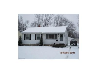 88 Kleber Ave, Austintown, OH 44515 - MLS#: 3964262