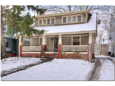 2960 Kensington Rd, Cleveland Heights, OH 44118 - MLS#: 3964428