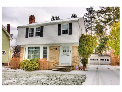 981 Roanoke Rd, Cleveland Heights, OH 44121 - MLS#: 3964749