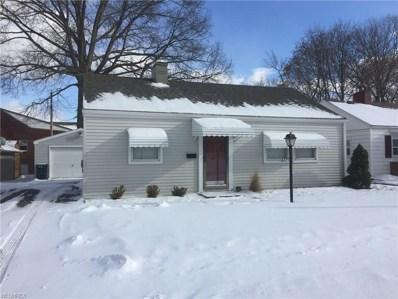 607 Iowa Ave, McDonald, OH 44437 - MLS#: 3964902