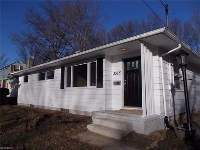 3365 Margaret Ave, Cuyahoga Falls, OH 44224 - MLS#: 3964933