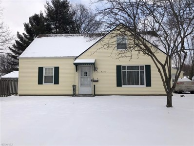 700 Kenilworth Ave NORTHEAST, Warren, OH 44483 - MLS#: 3965039