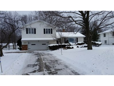945 Colony Dr, Highland Heights, OH 44143 - MLS#: 3965252