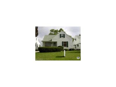 13009 Willard Ave, Garfield Heights, OH 44125 - MLS#: 3965516