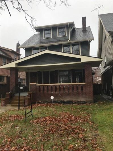 916 Herrick Road, Cleveland, OH 44108 - #: 3966101