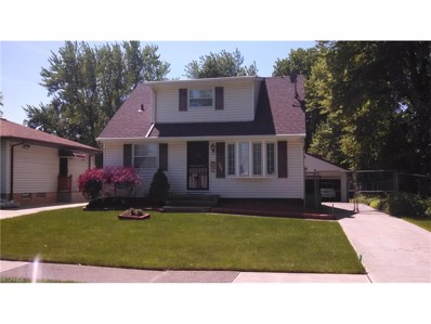 4630 W 190th St, Cleveland, OH 44135 - MLS#: 3966271