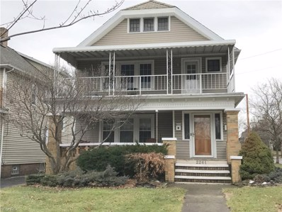2261 Rexwood Rd, Cleveland Heights, OH 44118 - MLS#: 3966429