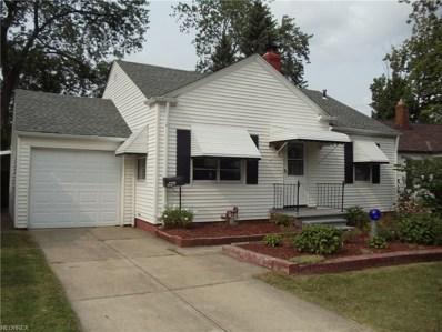5121 Bridgewater Rd, Lyndhurst, OH 44124 - MLS#: 3966735