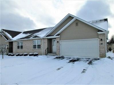 1 Danbury Ct NORTHWEST, Warren, OH 44481 - MLS#: 3967127