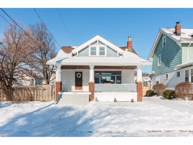 16802 Ernest Ave, Cleveland, OH 44111 - MLS#: 3967149