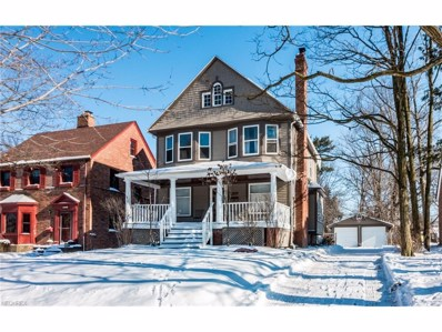 2499 Queenston Rd, Cleveland Heights, OH 44118 - MLS#: 3967565