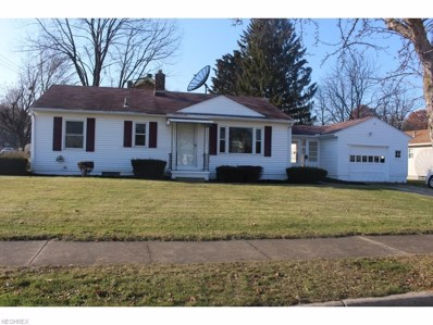 666 Plainfield Rd, Akron, OH 44312 - MLS#: 3967686