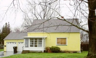 1730 Estabrook Ave NORTHWEST, Warren, OH 44485 - MLS#: 3967802